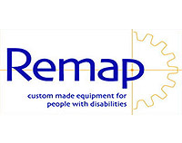 Remap. Custom made equipment for people with disabilities.