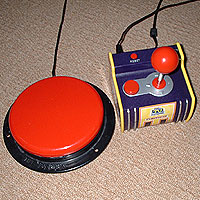 Adapted Namco 5 in 1 TV game.