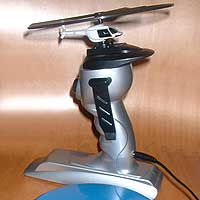 Adapted Helicopter Toy.