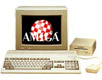 Commodore Amiga (1985).