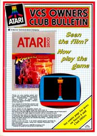 Atari VCS Owners Club Bulletin (Feb 1983)