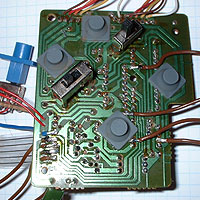 5. Solder wires to PCB.