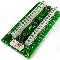 Ultimarc A-PAC circuit board.
