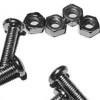 M3 nuts and bolts