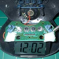 3. Unscrew the Printed Circuit Board.