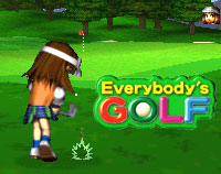 Video Games (Playstation Everybody's Golf - pictured).